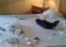 ช็อก!!  เมื่อมีคู่รักมาพักที่โรงแรม และนี่คือสิ่งที่เหลือไว้ให้แม่บ้านทำความสะอาด!!