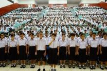 โรงเรียนคุณติดอยู่อันดับไหน??100 อันดับ โรงเรียนมัธยมฯในประเทศไทยปี 2558