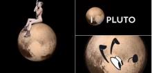 ฮาอ่ะ....'ภาพแรกพลูโต' ฝีมือตัดต่อจาก เกรียนสหประชาชาติ