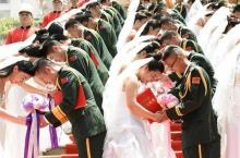 'ทหารหนุ่มชาวจีน'จัดงานวิวาห์หมู่ กว่า 88 คู่ เพื่อเหตุผลนี้