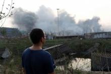 รวมภาพเหตุการณ์ สุดสะเทือนขวัญ หลังจากเกิดระเบิดครั้งใหญ่ในประเทศจีน!!!