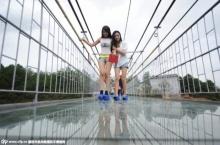 กล้าท้าไหม!! สะพานกระจกที่สูงที่สุด สูง 180 เมตร-ยาว 300 เมตร