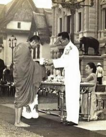 ไม่มีอะไรสำคัญกว่า ชาติ ศาสนา พระมหากษัตริย์