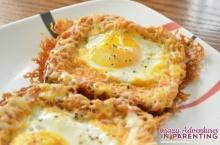 'ขนมปังปิ้งไข่ดาวชีสกรอบ' เมนูอาหารแสนอร่อย ที่ใครๆ ก็ทำได้