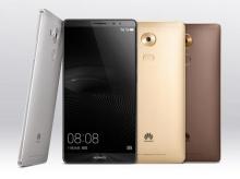Huawei เปิดตัว Mate 8 เรือธงรุ่นใหม่ มาพร้อม Android 6.0 Marshmallow