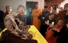 ร่างมัมมี่ของพระสงฆ์ในจีน เสียชีวิตมานานกว่า 3 ปีแต่ไม่เน่าเปื่อย
