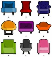 แม่นจนต้องช็อค!! เหมือนจับวาง ถ้าคุณเลือกเก้าอี้นั่ง ท้าตัวตนที่แท้จริงคุณ