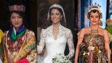 ชุดอภิเษกสมรสของเจ้าหญิงในราชวงศ์ต่างประเทศ ชุดแต่ละพระองค์เป็นอย่างไร?