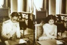 งานสมรสที่เรียบง่ายของในหลวง ร.9 - พระราชินี กับค่าธรรมเนียม 10 บาท
