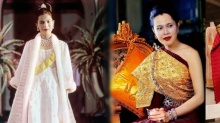 รวมฉลองพระองค์พระราชินีฯ ที่สวยสง่า จนต่างชาติยกให้เป็น สตรีที่แต่งพระองค์งามที่สุดในโลก!
