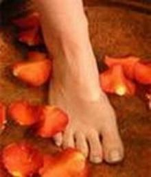 ส้นเท้าแตก แก้ได้!!
