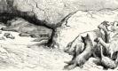 3 นิทานสอนใจ สื่อถึงสิ่งที่สำคัญในชีวิต! สุนัขจิ้งจอกมาเยี่ยมสิงโตที่ป่วยแต่ไม่เข้าถ้ำ?!