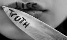 วิบากกรรม ของคนที่ชอบพูดโกหก และ พูดเสียดแทงคนอื่น