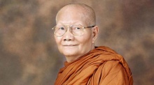"""10 คำสอน """"หลวงพ่อจรัญ ฐิตธมฺโม"""" สำหรับเตือนสติในการดำเนินชีวิต"""