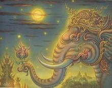 ช้างในพระพุทธศาสนา