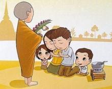 บุญ กับ คำอธิษฐาน