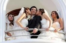 มีภรรยามากกว่าหนึ่งคน ผิดศีลมั้ย?