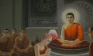 พระพุทธเจ้าทรงสอนให้พระราหุล ทำใจเหมือน ดิน น้ำ ลม ไฟ