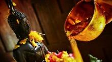 ทำไมจึง สรงน้ำพระ ในเทศกาลสงกรานต์ได้อานิสงส์อย่างไร