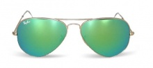 แว่นตาสีเขียว