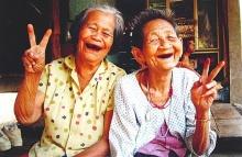 ไม่ว่าจะยากดีมีจนมีอายุเกิน 70ปีขึ้นไป สมองฝ่อลงเท่ากันหมด