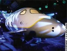 เผยโฉมเครื่องบิน นำนักเที่ยวขึ้นอวกาศ