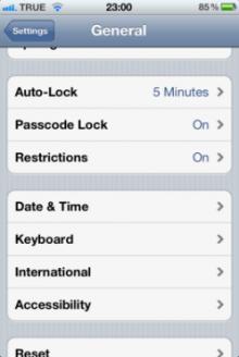 มาทำให้ Iphone & Ipad ที่ใช้ IOS5 พูดภาษาไทยกัน