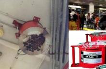 ทำไมคนจึงเสียชีวิตจากถังดับเพลิงระบบไพโรเจนระเบิด?