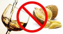 ไขข้อสงสัย! ทำไมกินทุเรียนพร้อมดื่มแอลกอฮอล์ถึงตายได้!!
