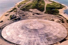 พังพินาศ! โดมกักสารพิษแห่งสุดอันตราย ผลพวงการทดลองนิวเคลียร์ของสหรัฐฯ