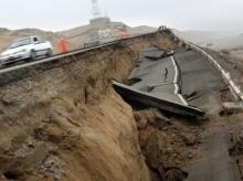 แผ่นดินไหวเป็นชุดยังไม่ใช่ลางบอกเหตุ แผ่นดินไหวครั้งใหญ