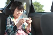 Backseat Driver เกมส์น่ารักๆสำหรับเด็กๆขณะนั่งอยู่บนรถ