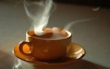 ดื่มชาร้อนจัดเสี่ยงมะเร็ง
