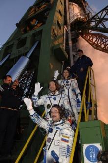 สิ้นสุดการเดินทาง...นักท่องอวกาศหญิงเล่าประสบการณ์กลางจักรวาล