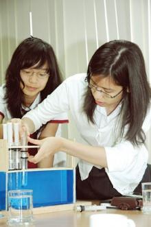 ภารกิจ 2 เด็กไทย เพื่อมนุษย์อวกาศ