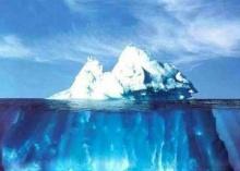 อุณหภูมิโลกสูงขึ้นน้ำแข็งขั้วใต้ละลาย น้ำทะเลสูงขึ้น1.4 ม.
