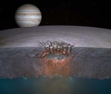 ฮือฮา! นักวิทย์ฯ พบทะเลสาบน้ำเค็มบนดวงจันทร์ ของดาวพฤหัส