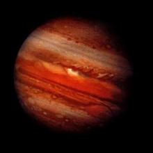 ดาวเคราะห์ที่ใหญ่ที่สุดในสุริยะจักรวาล