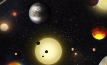นาซา ค้นพบดาวเคราะห์ใหม่ คาดมีสิ่งมีชีวิต (ชมคลิป)