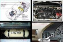การใช้ก๊าซธรรมชาติสำหรับยานยนต์ (NGV)