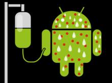 สมาร์ตโฟน Android ยอดแย่เสี่ยงไวรัส