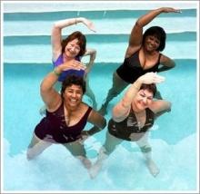 การออกกำลังกายในน้ำ ดีเหนือคาด