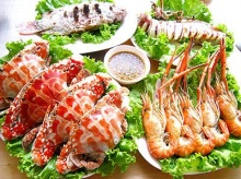 กินอาหารทะเล บำรุงสมอง