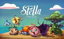 บินมาแล้ว!! ตัวอย่างของเกมซีรี่ส์นกพิโรธตัวใหม่ Angry Birds Stella พร้อมให้โหลด 4 ก.ย.นี้