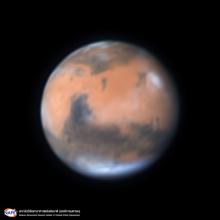 31พ.ค.นี้ สดร.ชวนจับตาดาวอังคารใกล้โลกที่สุดในรอบ 11 ปี