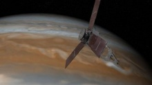 ยานอวกาศจูโนของนาซา เดินทางเข้าสู่วงโคจรดาวพฤหัสบดีได้สำเร็จแล้ว