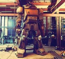 สุดยอดวิวัฒนาการของหุ่นยนต์