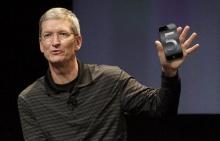 คาด 4 ต.ค.นี้ซีอีโอใหม่ ทิม คุก ขึ้นเวทีโชว์ ไอโฟน 5