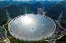 กล้องใหญ่สุดในโลกเสร็จแล้ว จีนพร้อมค้นหามนุษย์ต่างดาว