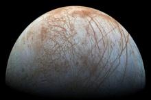 นาซ่าพบหลักฐานดวงจันทร์ของดาวพฤหัสบดีมีน้ำอบู่บนนั้น